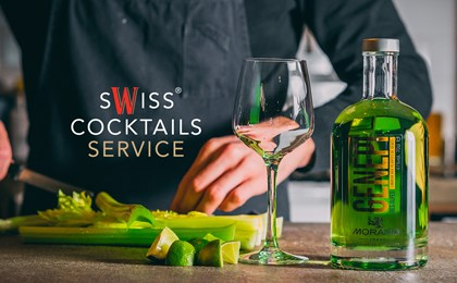 Swiss Cocktails Service